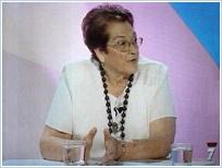 Gemma López Vélez, Presidenta de la Asociación.