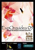 Cartel Exporquídea 2009