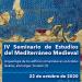 IV Seminario de Estudios del Mediterráneo Medieval. Arqueología de los edificios comerciales en al-Andalus