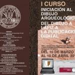 CCurso de Dibujo Arqueológico dela Universiidad de Murcia - Formación iArqUm