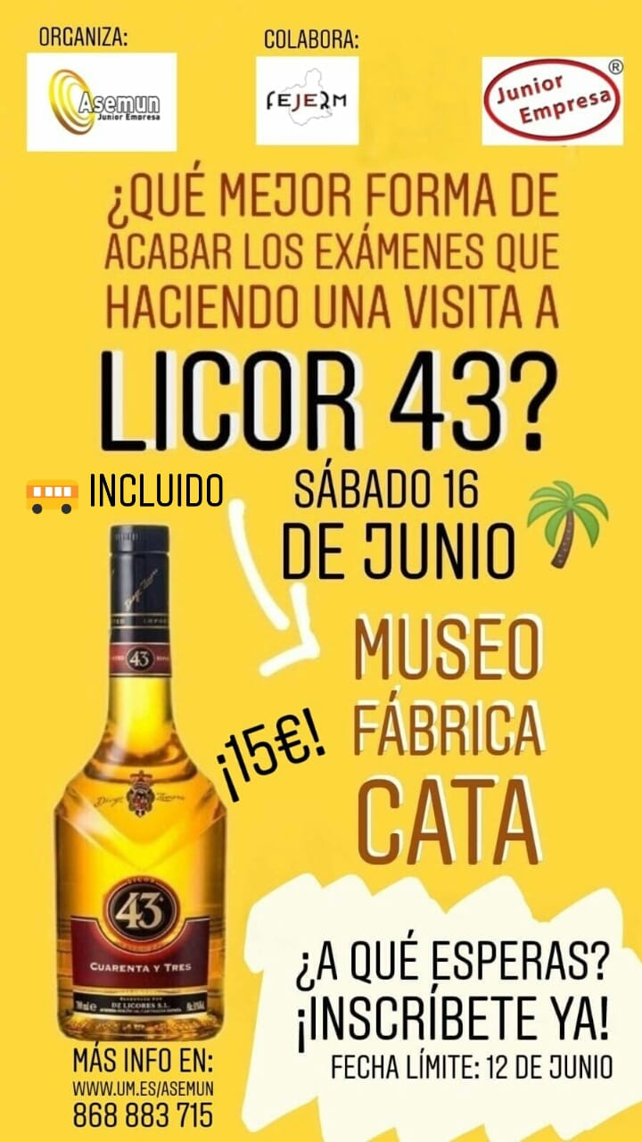 Visita a Licor 43