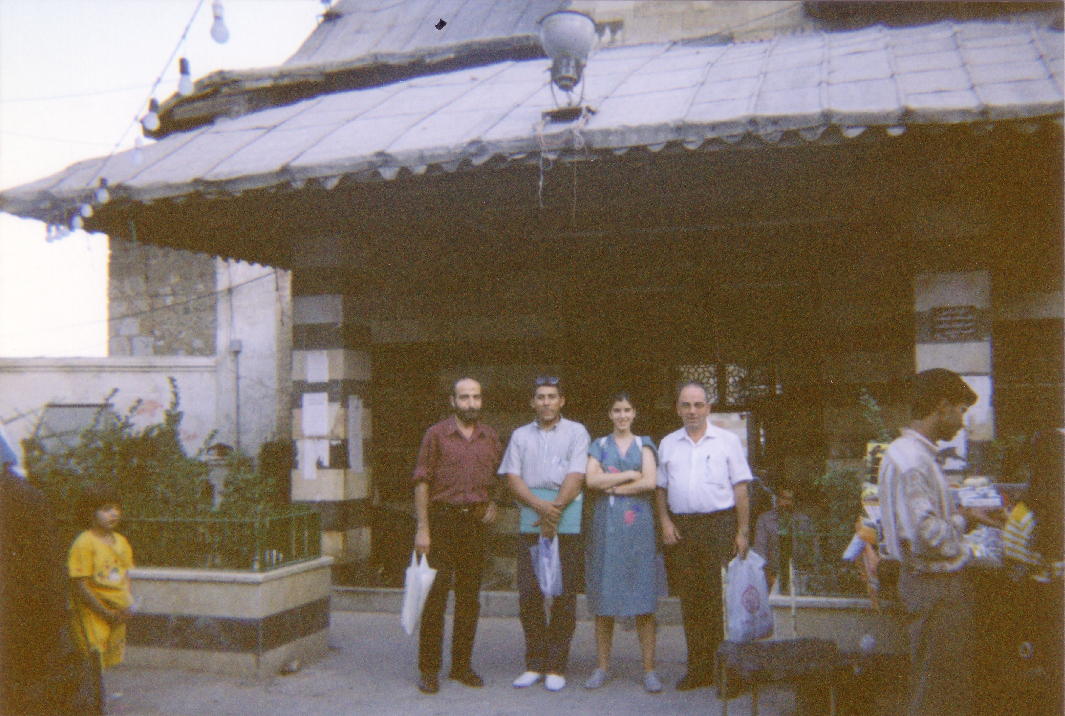 1995 DAMASCO
