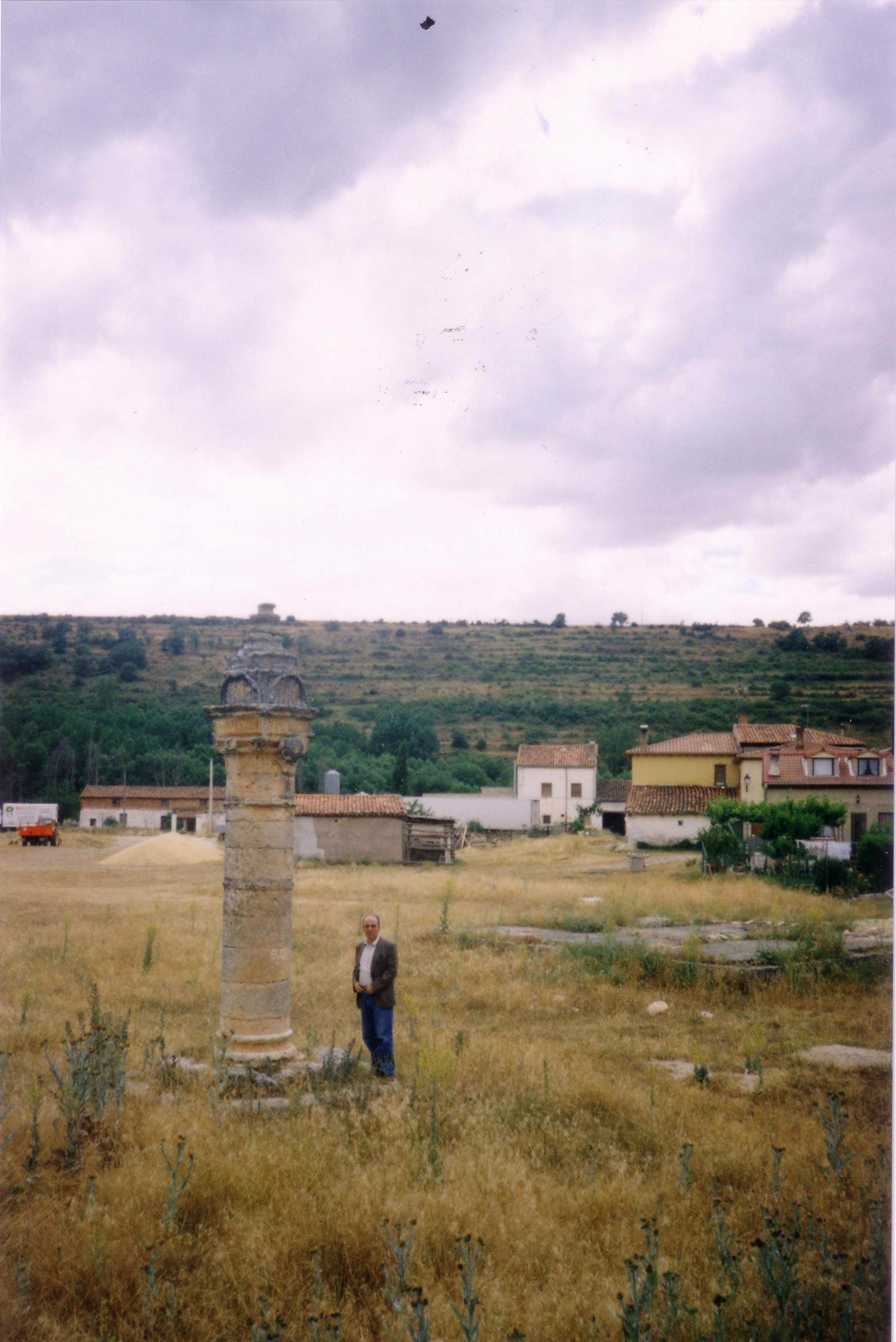 1996 COVARRUBIAS ROLLO