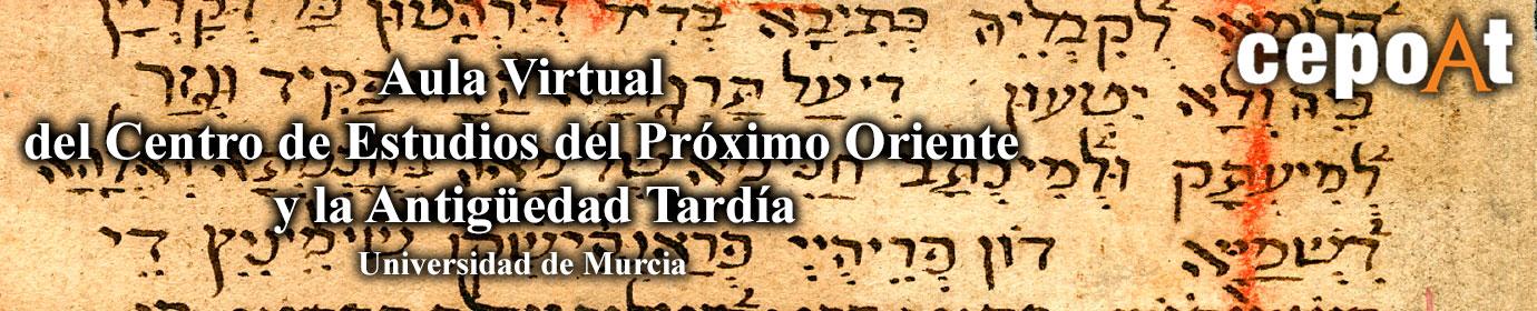 Aula Virtual del Centro de Estudios del Próximo Oriente y la Antigüedad Tardía