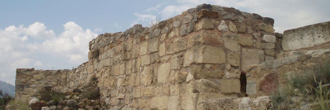 Ciudad visigoda de Begastri