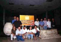 Misión de 1999 en el Museo de Alepo