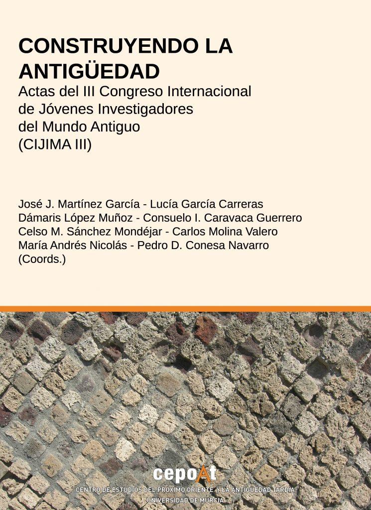Actas del Congreso Internacional de Jóvenes Investigadores del Mundo Antiguo
