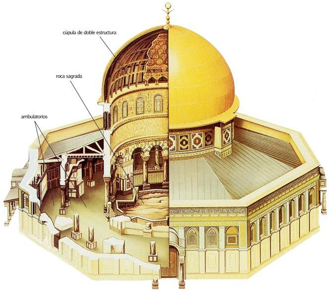 Arquitectura musulmana radio cepoat el canal de la historia for 5 tecnicas de la arquitectura