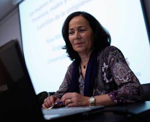 Rosa María Cid López. Universidad de Oviedo