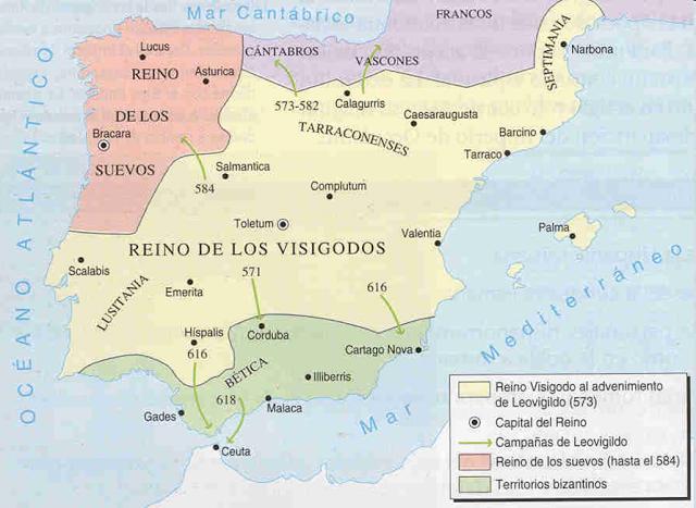 reino-visigodo