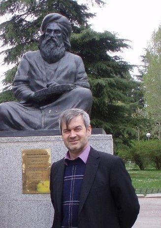 01_Joaquín Rodríguez Vargas. Secretario de la Sociedad Española de Iranología. www.iranologia.es.
