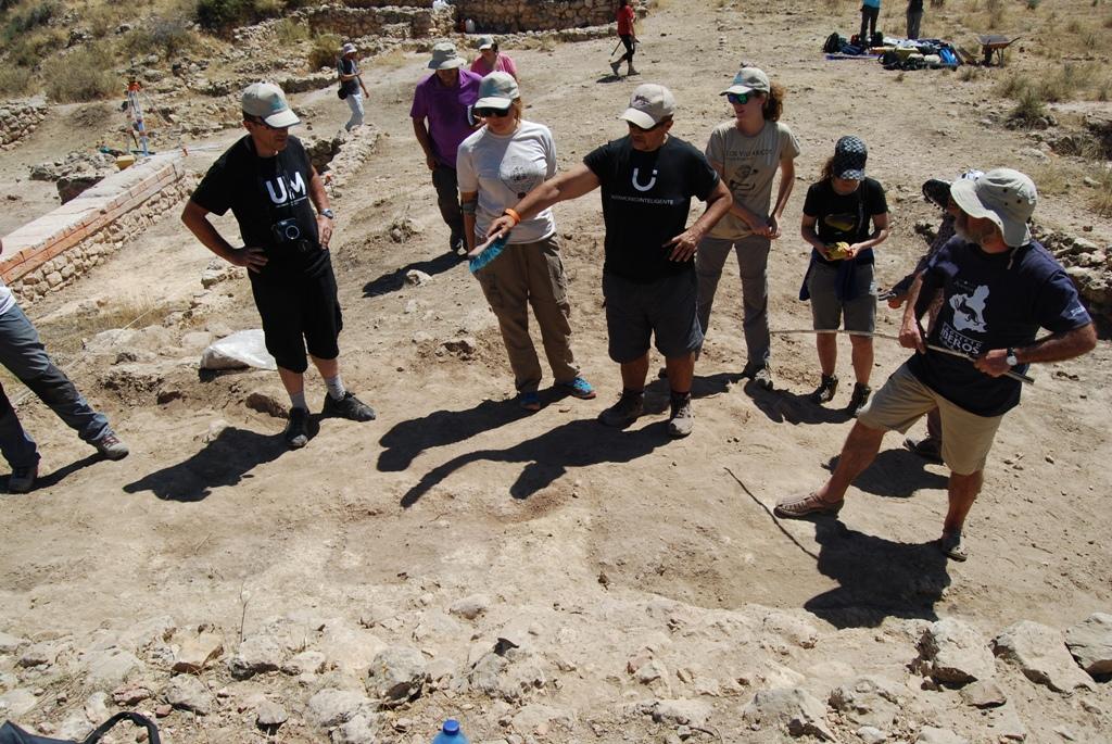 Cinco años después regresan las excavaciones a Coimbra del Barranco Ancho