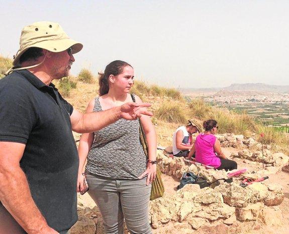 Un convenio con la Universidad de Murcia permite recuperar las excavaciones en Coímbra