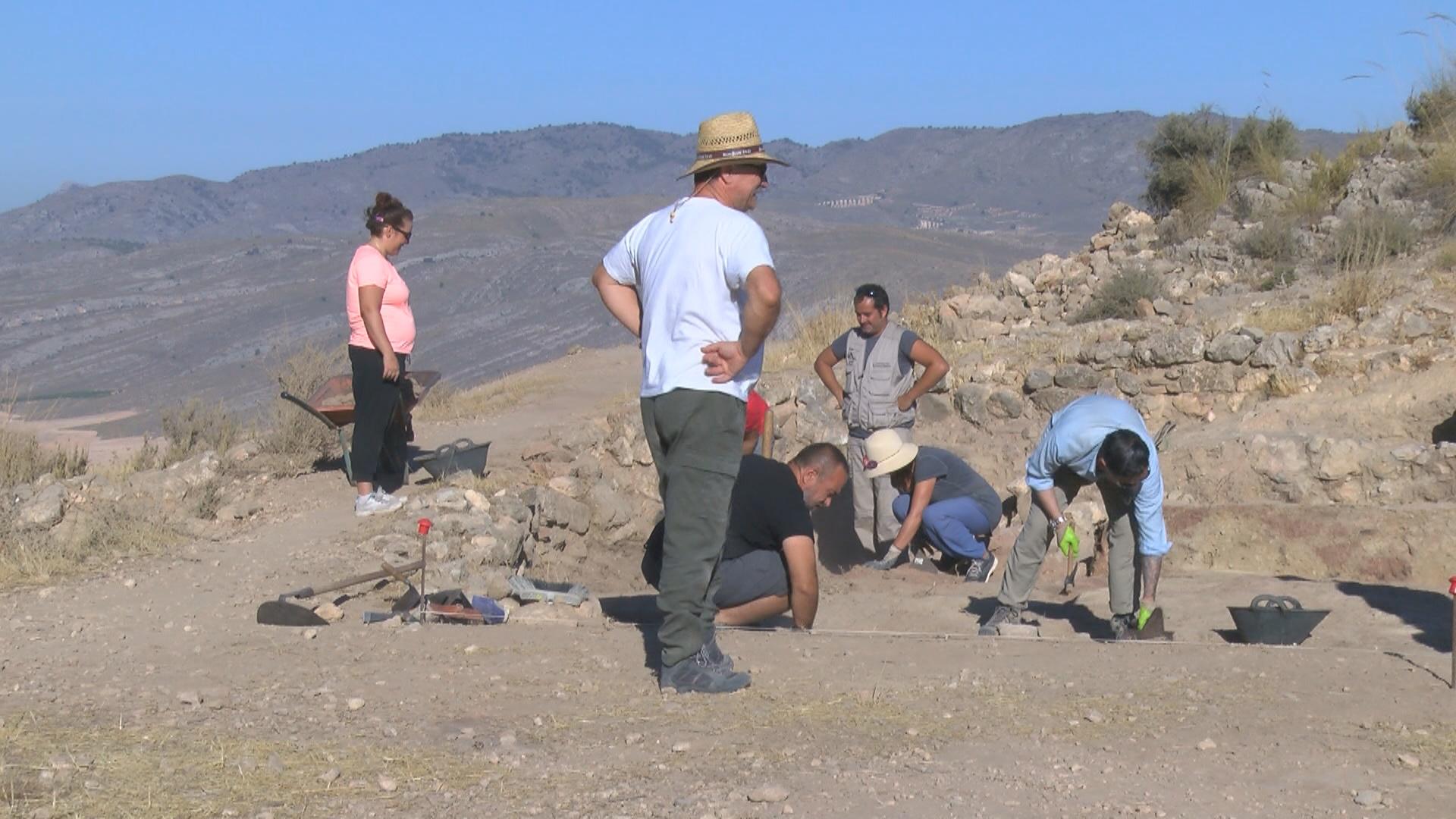 Vuelven las excavaciones a Coimbra del Barranco Ancho