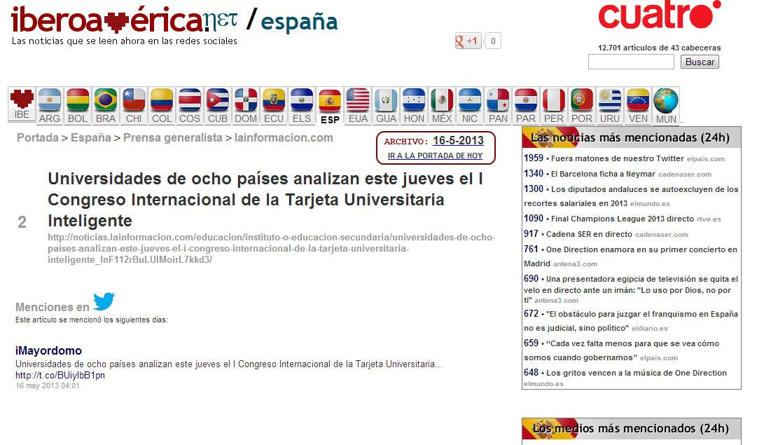 iberoamericanet