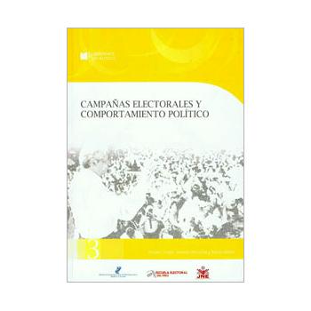 Portada Campañas Electorales y Comportamiento Político