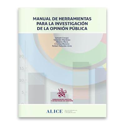 Manual de Herramientas para la Investigación de la Opinión Pública