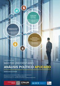 Master Análisis Político Aplicado UM 2018-2019