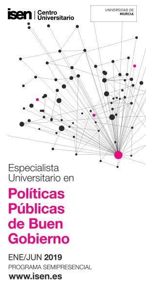 Curso Especialista Universitario en Políticas Públicas de Buen Gobierno