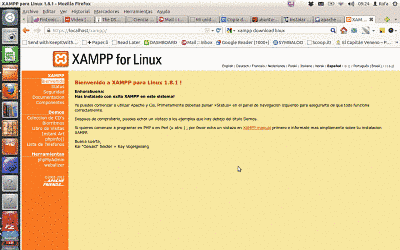 xampp linux