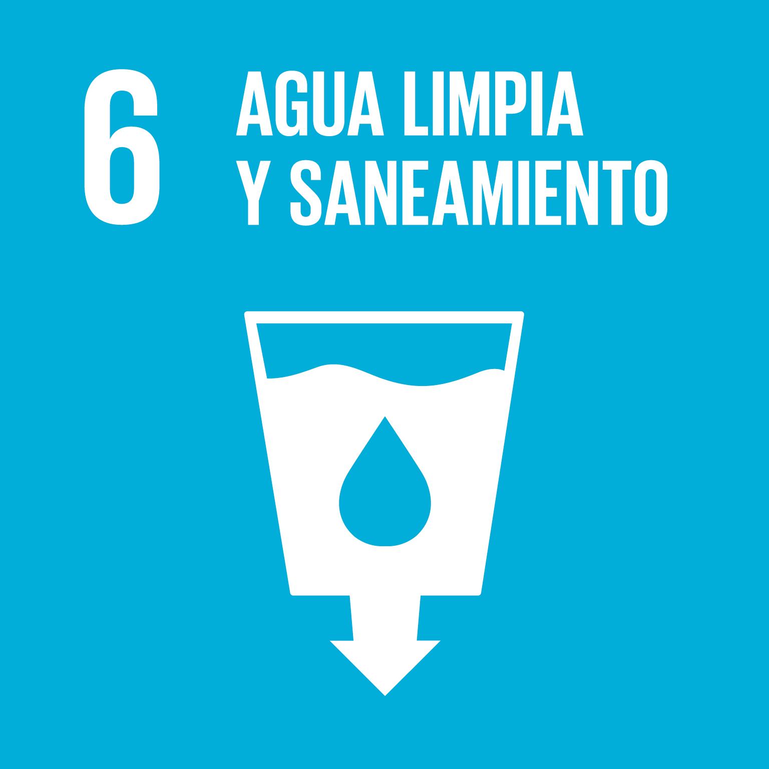 ODS 6. Agua limpia y saneamiento