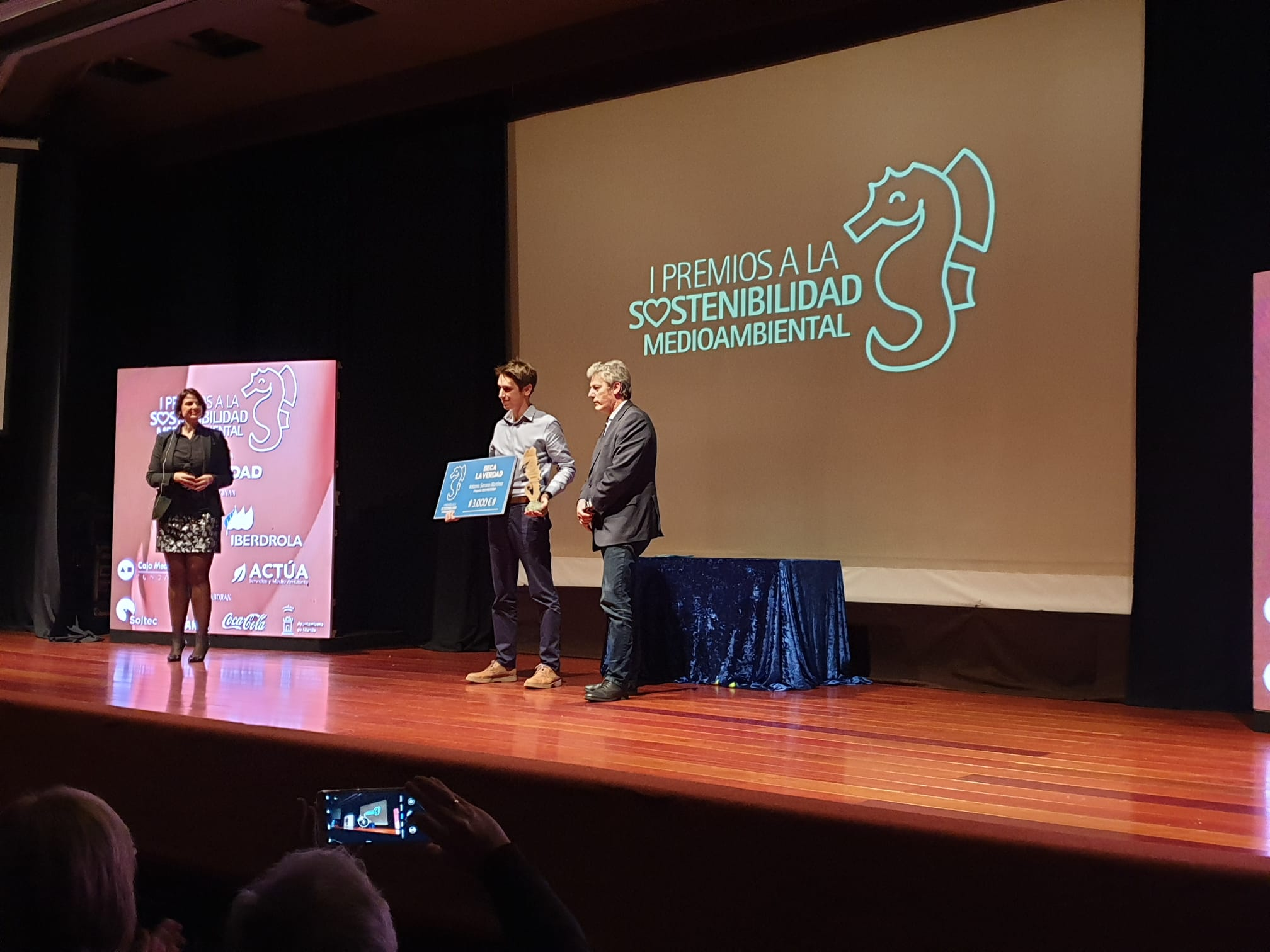 El ganador de Explorer Murcia sigue cosechando éxitos