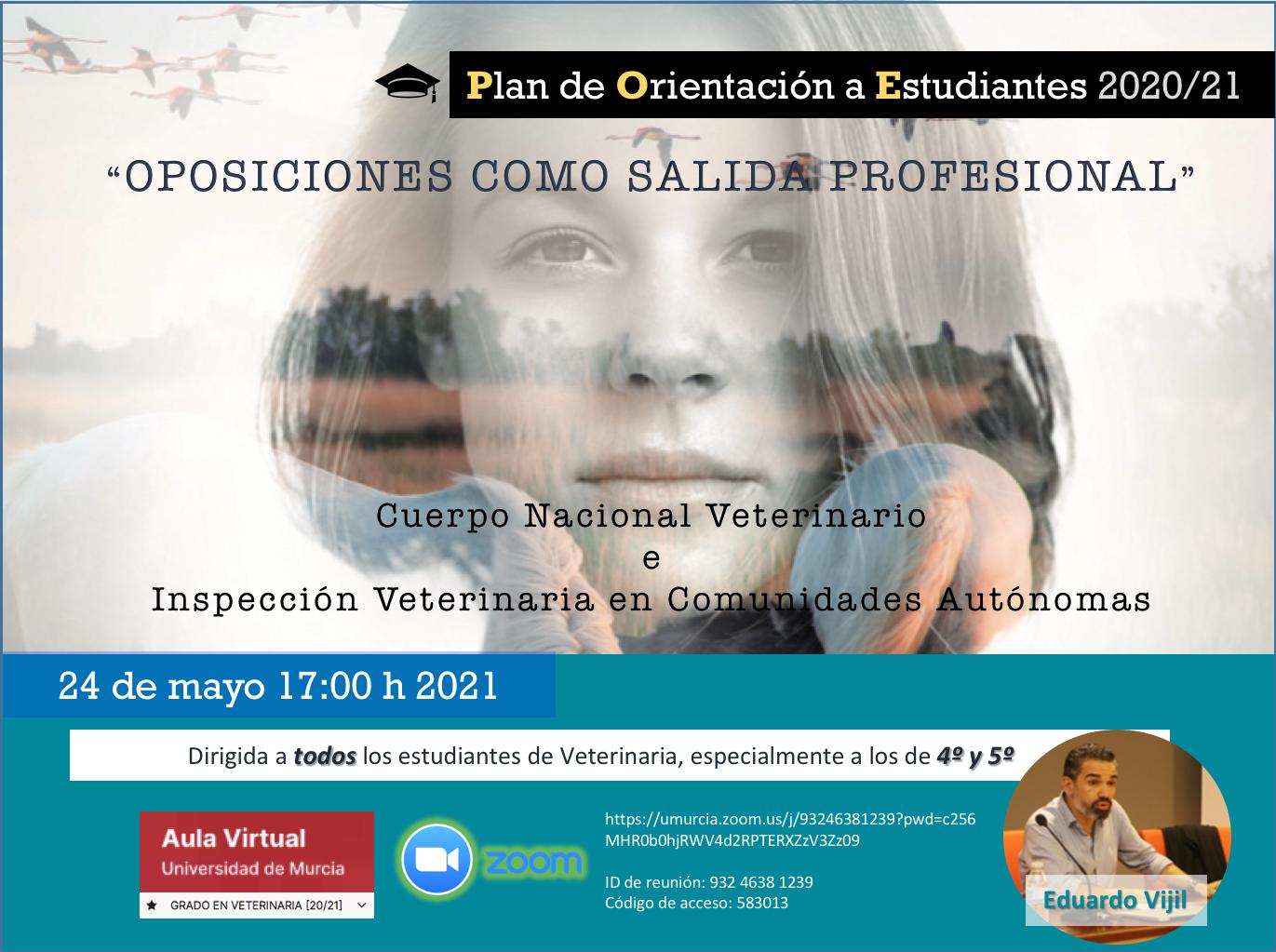 Oposiciones como salida profesional para veterinarios