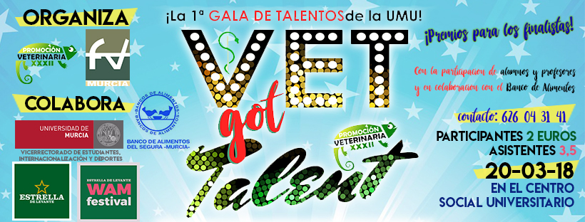 Vet got talent FVETUM 2018