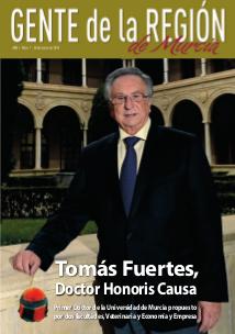 Revista Honoris Causa Tomás Fuertes