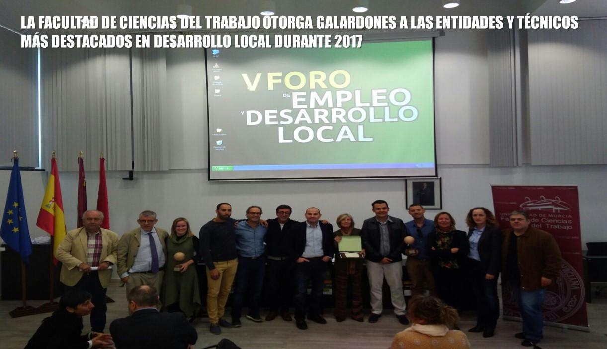 Premios Desarrollo Local