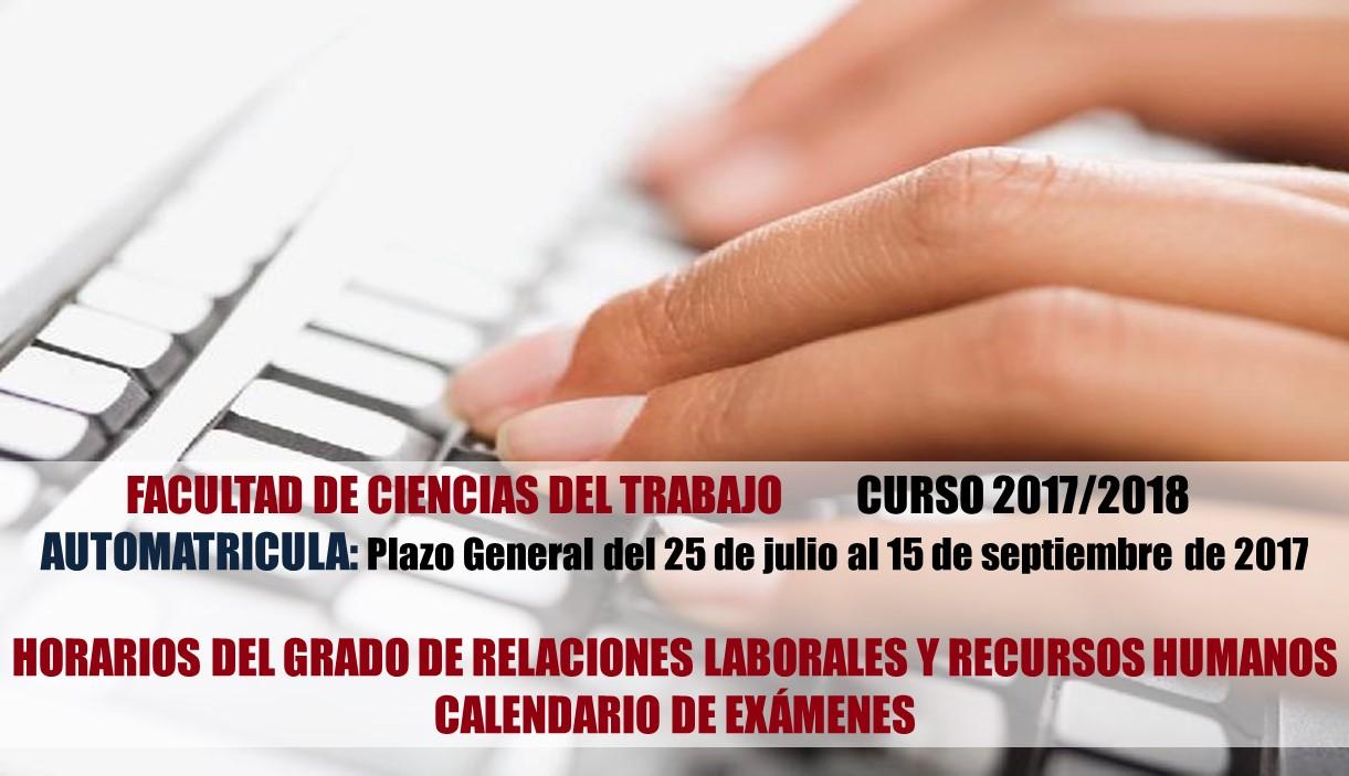 Facultad de Ciencias del Trabajo - Universidad de Murcia