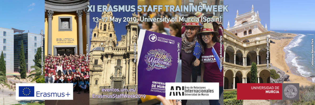 XI Erasmus Staff Trainning Week 2019