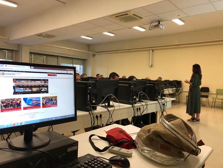 El ARI de la UMU imparte un curso de formación de Herramientas de Programas de Movilidad Internacional