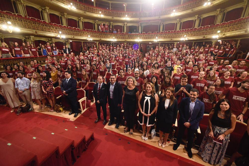 La UMU y Murcia dan la Bienvenida a sus nuevos estudiantes internacionales 2019-20