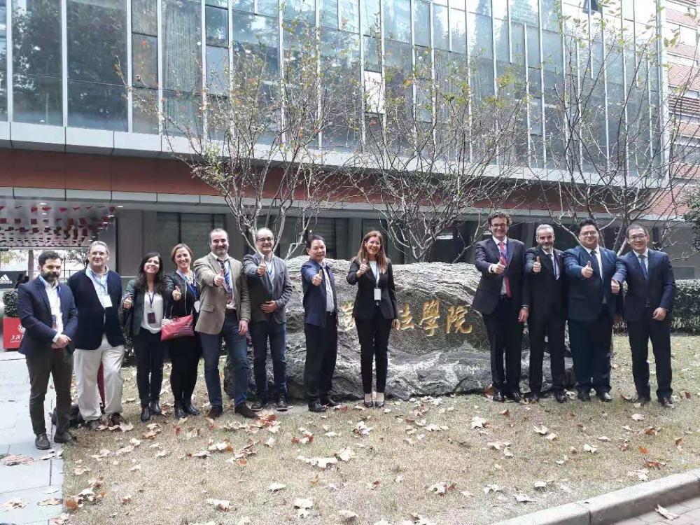 Éxito de los seminarios de la UMU en Shanghai