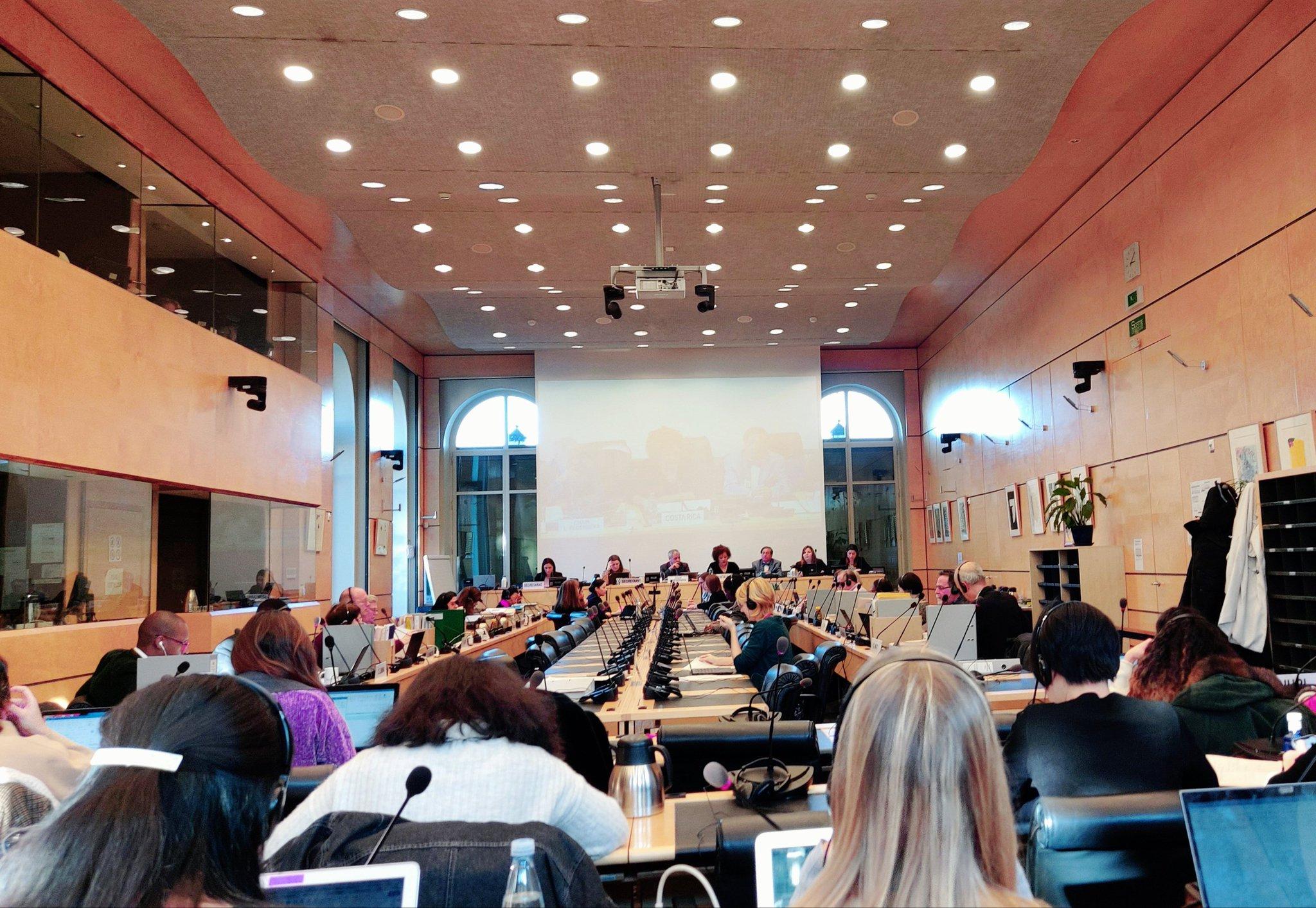 La Clínica Jurídica de la UMU participa en el examen que la ONU hace a España sobre derechos humanos
