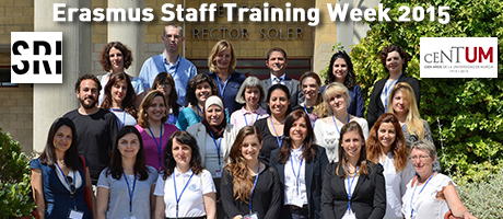 Erasmus Staff Week 2014