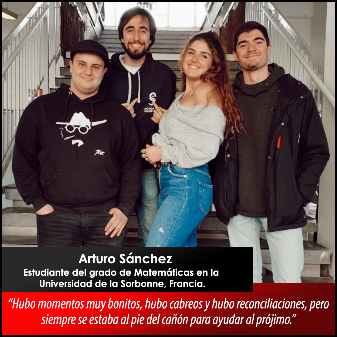 Relato Arturo Sánchez