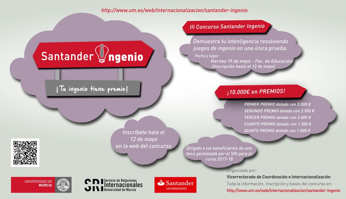 Folleto Santander Ingenio
