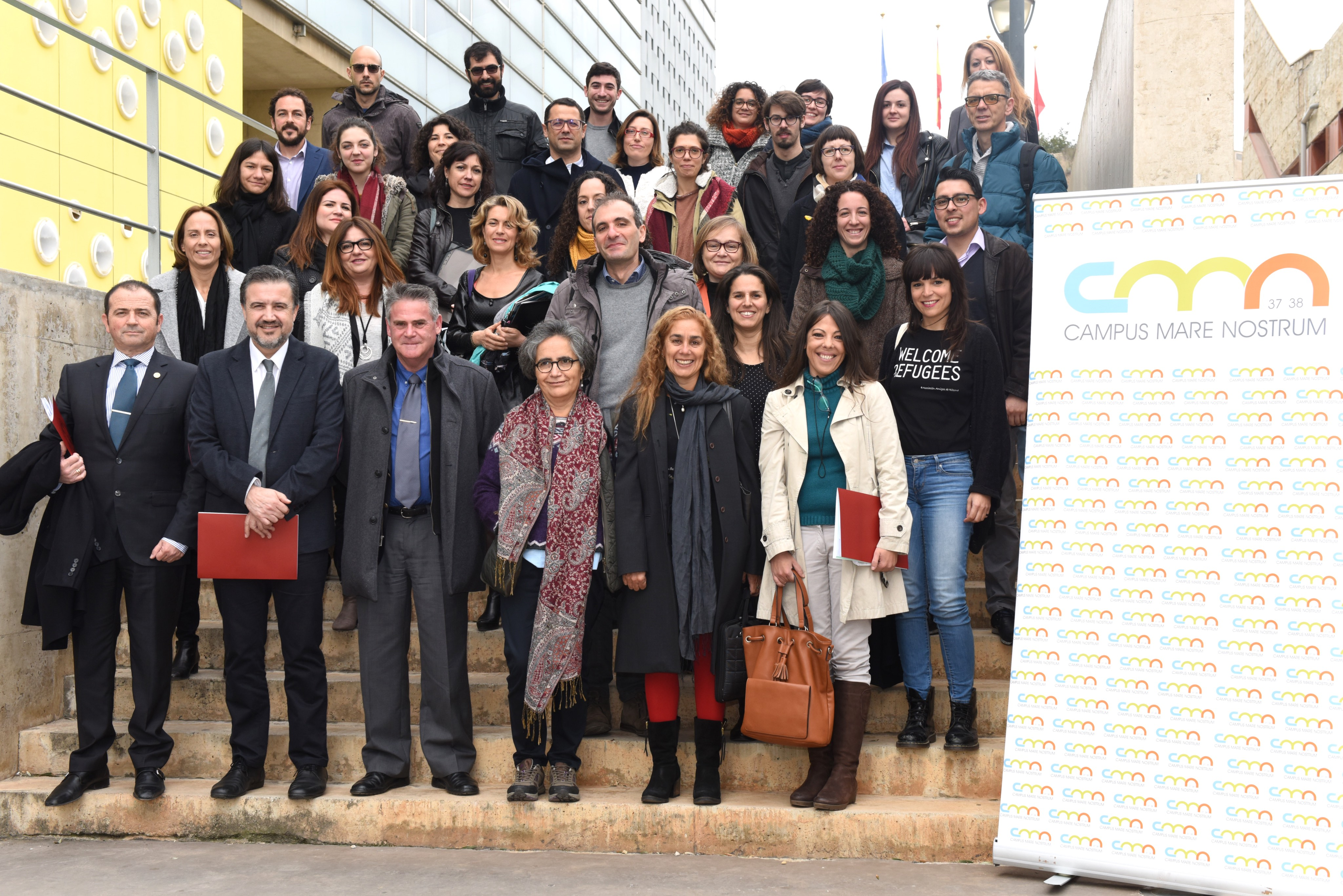 Lanzamiento Refugees, Education & Human Rights