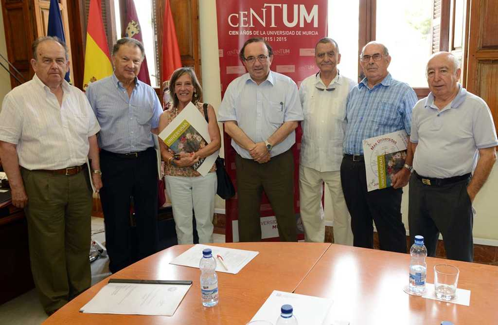 Entrevista con el Rector Orihuela