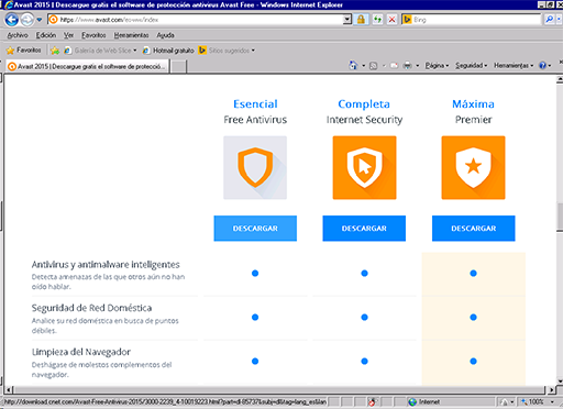 descargar antivirus avast gratis para windows xp