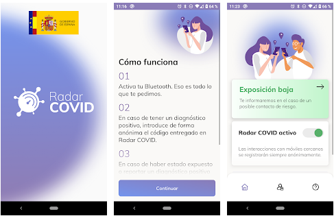 Radar COVID - ANDROID