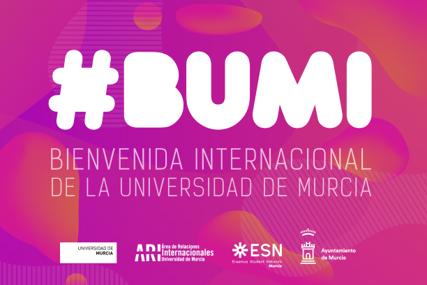 International Welcome #BUMI