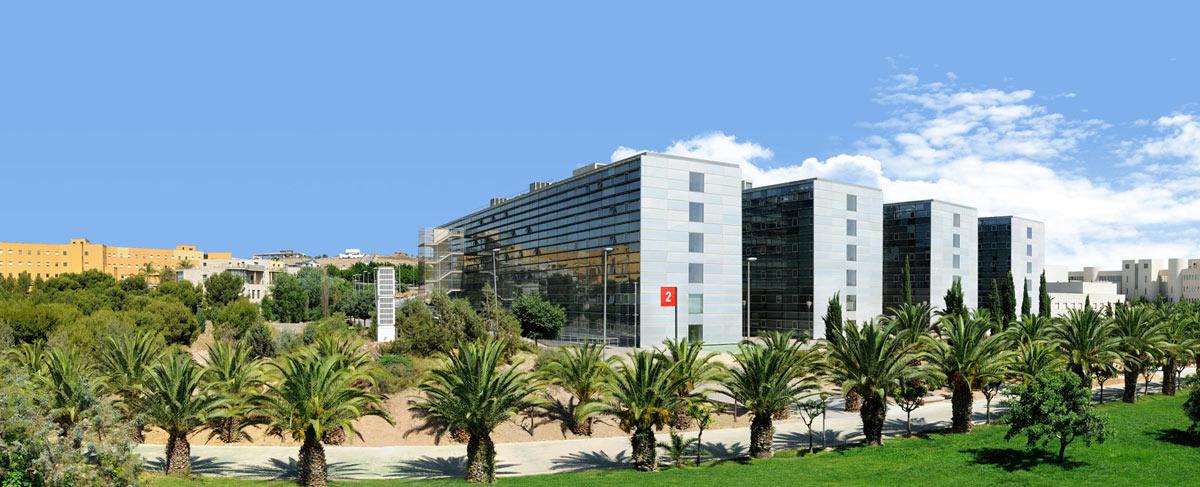Una Universidad de Excelencia Internacional