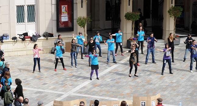 Flash Mob (2013)