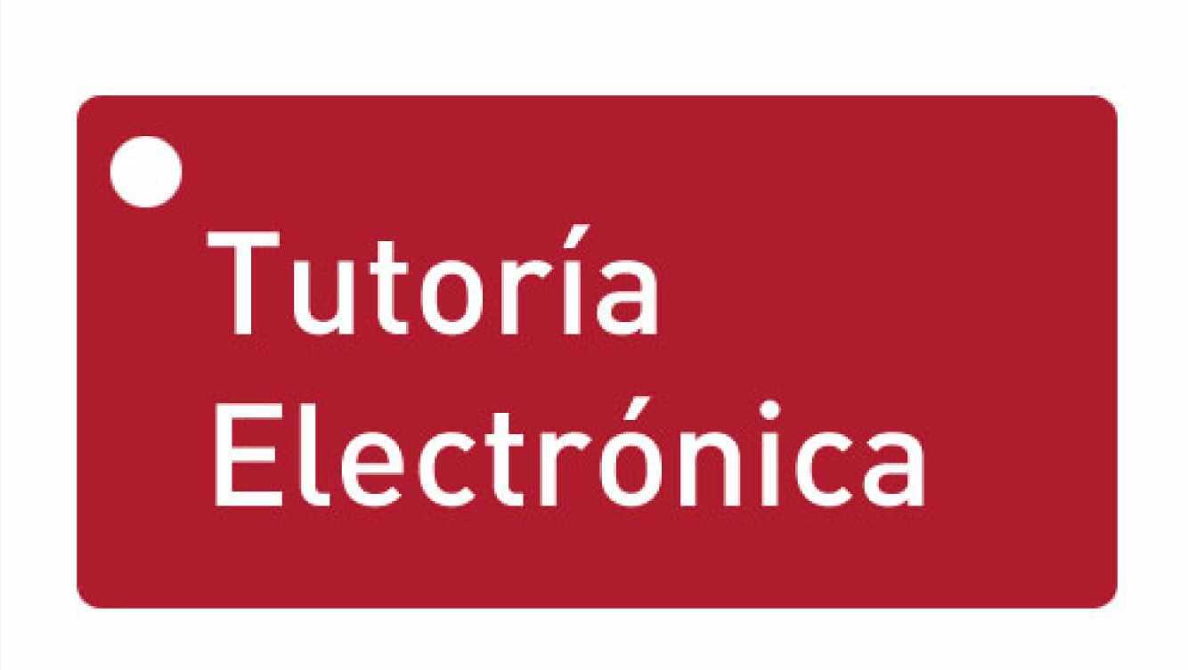 Tutoría electrónica