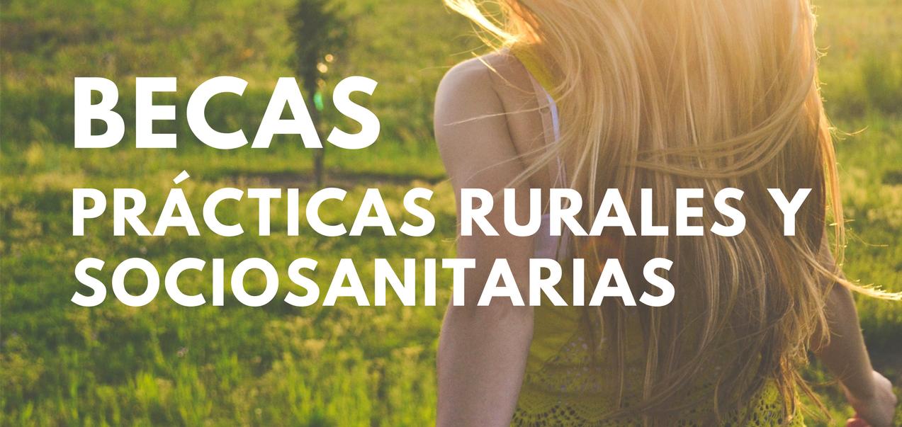 Prácticas Rurales y Sociosanitarias 2020