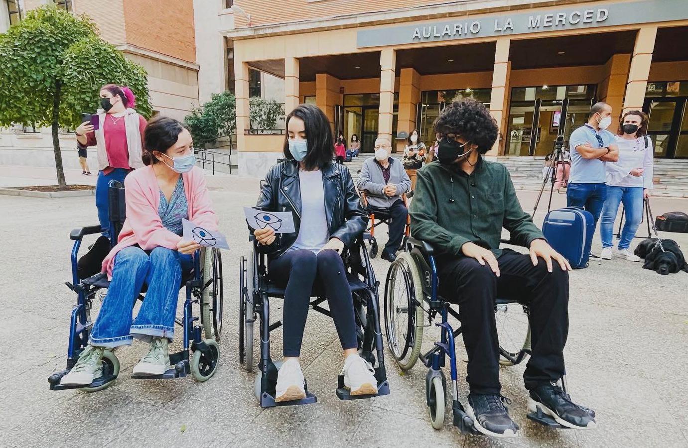 Gymkhana de accesibilidad