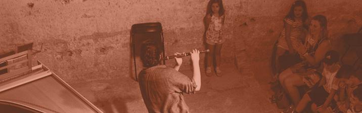 El Ecos Festival de Sierra Espuña acerca la música barroca a los más pequeños con los conciertos familiares